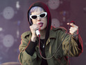 Alice Glass announces her departure from the group via Twitter.