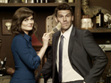 Booth and Brennan look set for more baby joy in the Fox series.