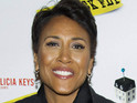 "Robin Roberts admits she ""couldn't stop crying"" at her sister's generosity."
