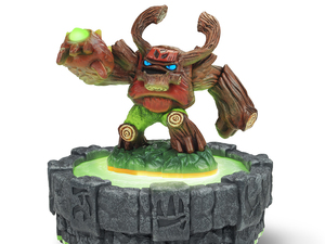 'Skylanders Giants' character art: Tree Rex