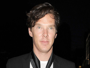 Benedict Cumberbatch leaving the premiere of The Amazing Spider-Man, held at Odeon Leicester Square. London