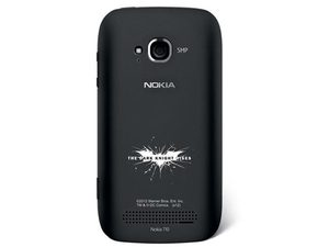 Nokia Lumia 710 Dark Knight Rises Edition