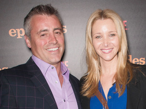 Matt LeBlanc and Lisa Kudrow Showtime celebrates Season Two of 'Episodes' at The London Hotel West Hollywood, California