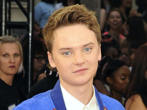 Conor Maynard MMVA 2012 (Much Music Video Awards) at the MuchMusic HQ - Arrivals Toronto, Canada
