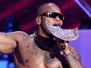 Flo Rida MMVA 2012 (Much Music Video Awards) at the MuchMusic HQ - Show Toronto, Canada