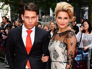 The Amazing Spider-Man Premiere: Joey Essex and Sam Faiers