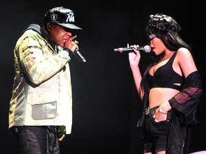 BBC Radio 1&#39;s Hackney Weekend: Jay-Z and Rihanna