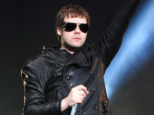 BBC Radio 1's Hackney Weekend: Tom Meighan of Kasabian
