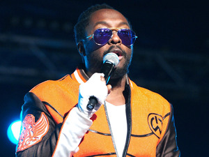 BBC Radio 1&#39;s Hackney Weekend: will.i.am