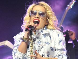 BBC Radio 1's Hackney Weekend: Rita Ora
