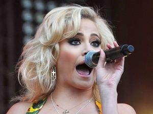 Pixie Lott, Chester Rocks Festival at Chester Race course