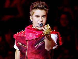 Justin Bieber, MuchMusic Awards 2012