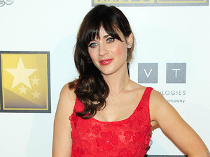 Zooey Deschanel, Critics&#39; Choice Television Awards, Los Angeles