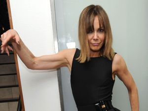Tara Palmer Tomkinson, pre-wimbledon party