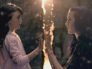Katy Perry 'Wide Awake' music video.