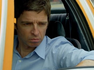 Noel Gallagher 'Everybody's On The Run' music video.