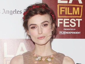 Keira Knightley 2012 Los Angeles Film Festival premiere of 'Seeking a Friend for the End of the World' held at Regal Cinemas L.A. Live Los Angeles, California