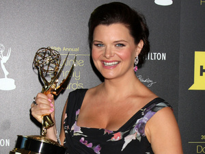 39th Daytime Emmy Awards - Heather Tom