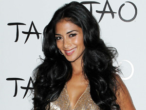 Nicole Scherzinger celebrates her birthday at TAO Nightclub, Las Vegas.