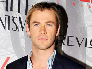 Chris Hemsworth Australian premiere of 'Snow White and the Huntsman' at Event Cinemas Bondi Junction - Arrivals Sydney, Australia