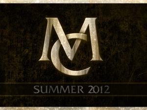 Mariah Carey 'Summer 2012' promo image.