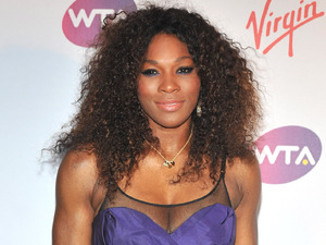 Serena Williams Sir Richard Branson's Pre-Wimbledon Party held at The Roof Gardens - Arrivals. London