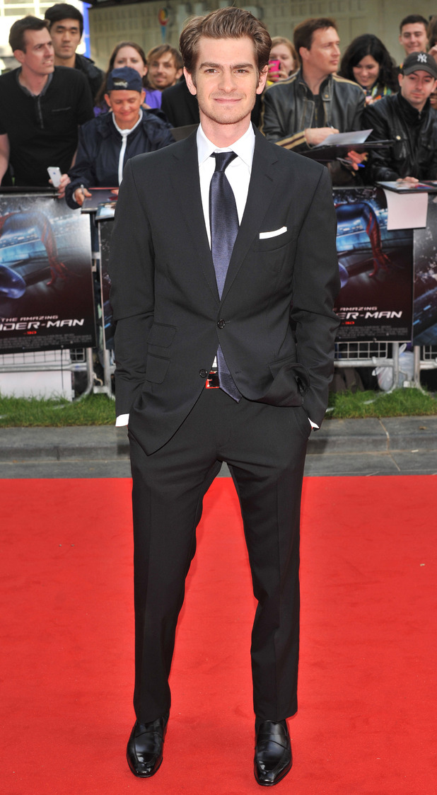 The Amazing Spider-Man London Premiere
