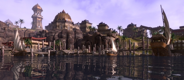 &#39;The Elder Scrolls Online&#39; screenshot