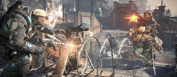 &#39;Gears of War: Judgment&#39; screenshot