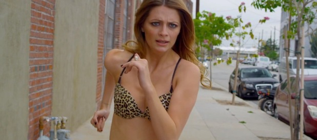Mischa Barton in Noel Gallagher music video.