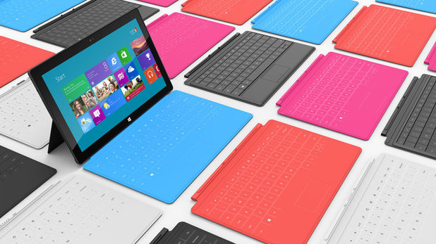 Microsoft&#39;s Surface