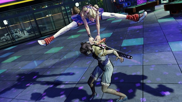 'Lollipop Chainsaw' screenshot