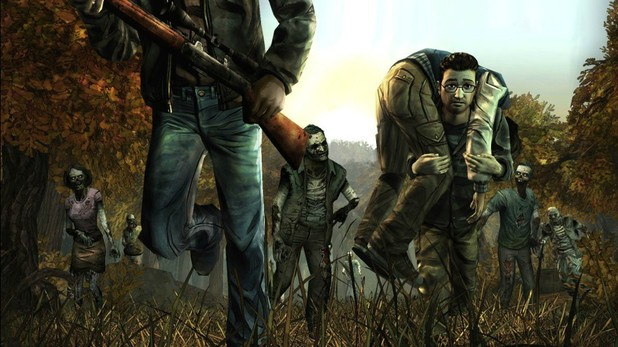 'The Walking Dead: Episode 2' screenshot