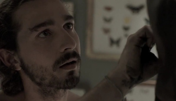 Shia LeBeouf in Sigur Rós music video.