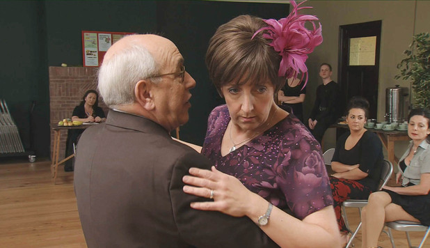 Hayley drags Norris along to her dance exam