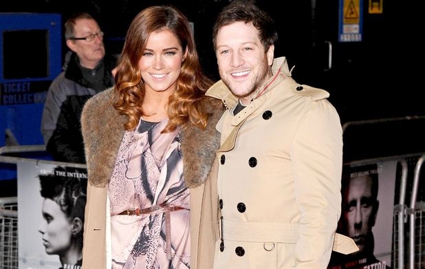 Sarah Robinson and Matt Cardle