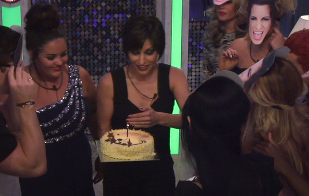 Big Brother Day 16: Lydia celebrates her birthday.