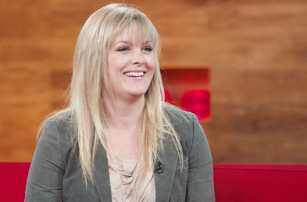 Jo Joyner on 'Daybreak'