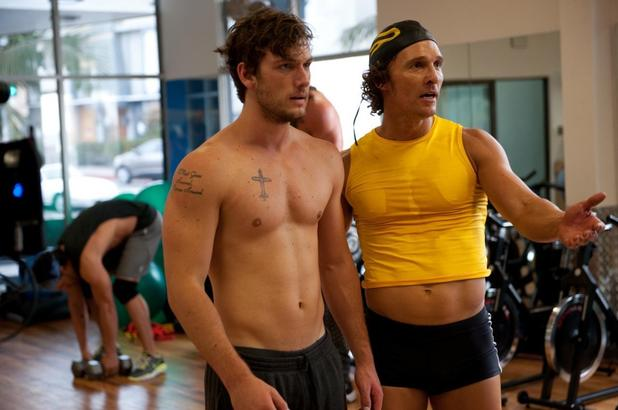 Magic Mike Alex Pettyfer Matthew McConaughey
