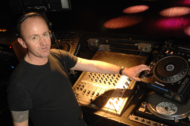 Danny Rampling at the Ministry of Sound Club, London, Britain