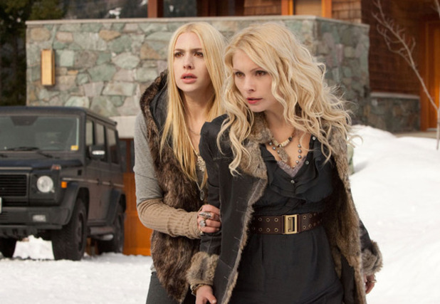 Twilight: Breaking Dawn - Part 2 Casey Labow Myanna Buring