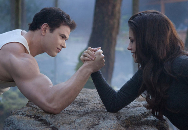 Twilight: Breaking Dawn - Part 2 Kellan Lutz Kristen Stewart