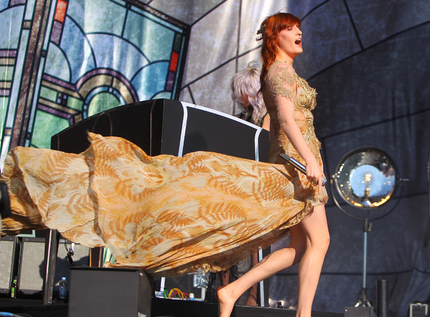 BBC Radio 1's Hackney Weekend Day 2: Florence Welch