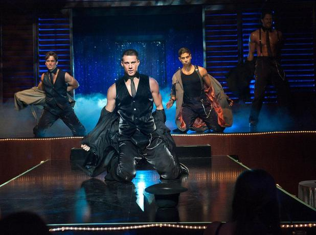 Magic Mike Matt Bomer Channing Tatum