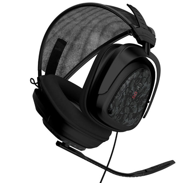 Gioteck Peripherals: EX-05 military-style headsets.