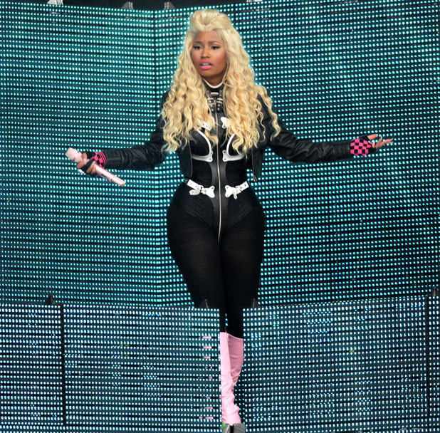 BBC Radio 1's Hackney Weekend: Nicki Minaj