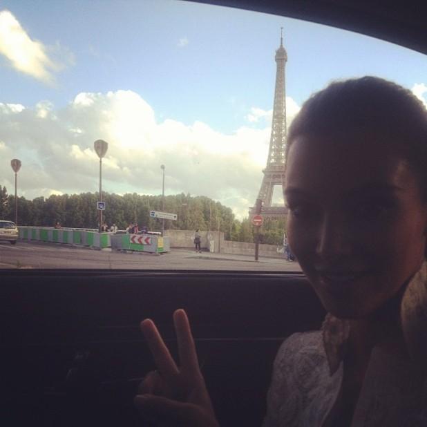 Kim Kardashian, Paris, twitter