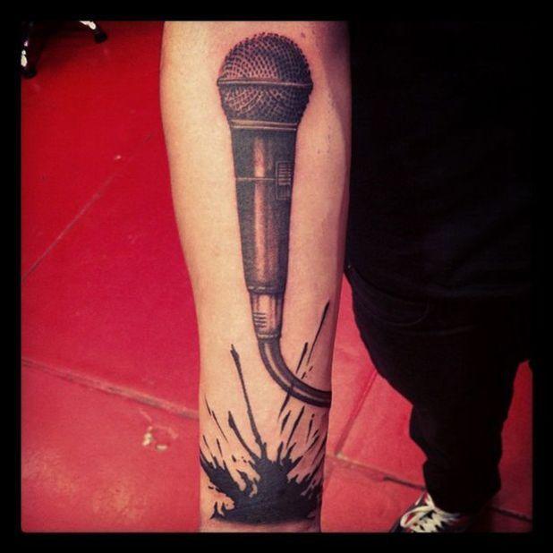 Zayn Malik, tattoo, twitter