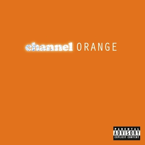 Frank Ocean Channel Orange artwork