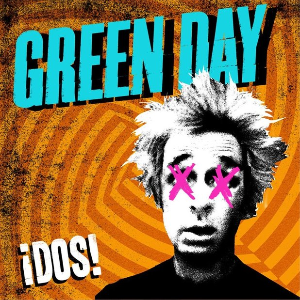 Green Day&#39;s Dos! album cover